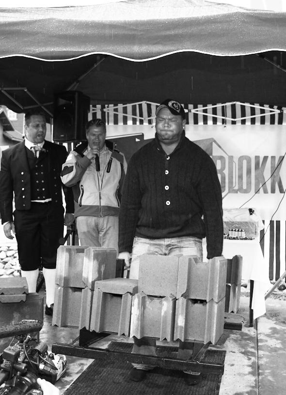 systemblokk-strongman - steingærne dager 2019 - Systemblokk