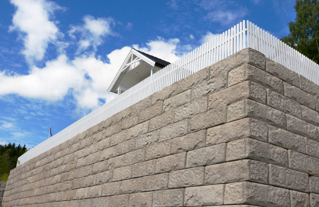 Recon Wall Støttemur