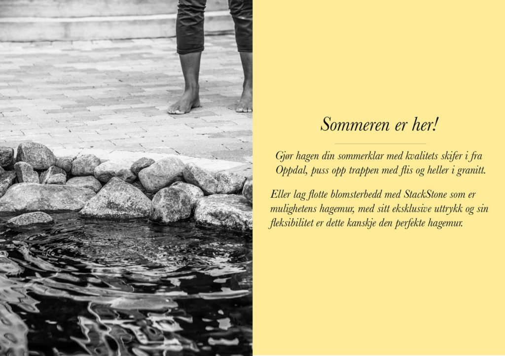 Sommerkampanje Systemblokk