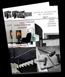 Systemblokk katalog 2017